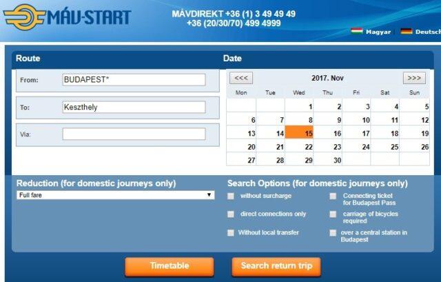 Расписание автобусов до Хевиза