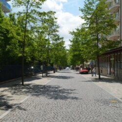 Erzsébet királyné utca, Héviz