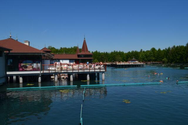 Озеро Хевиза. Солнечные террасы