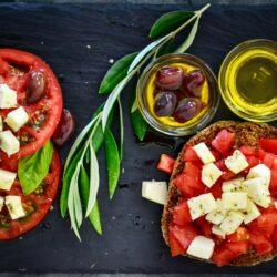 средиземноморская диета рецепты блюд