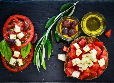 Средиземноморская диета для пожилых людей? Для всех!