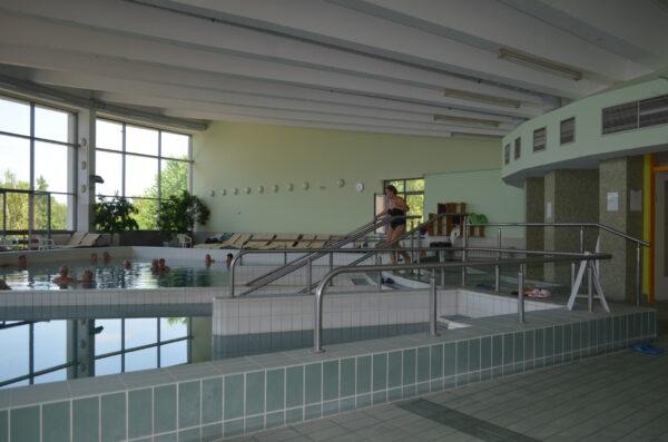 лечебная купальня в Залакароше