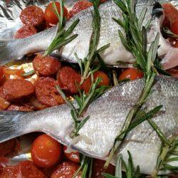 низкое содержание углеводов в рыбе