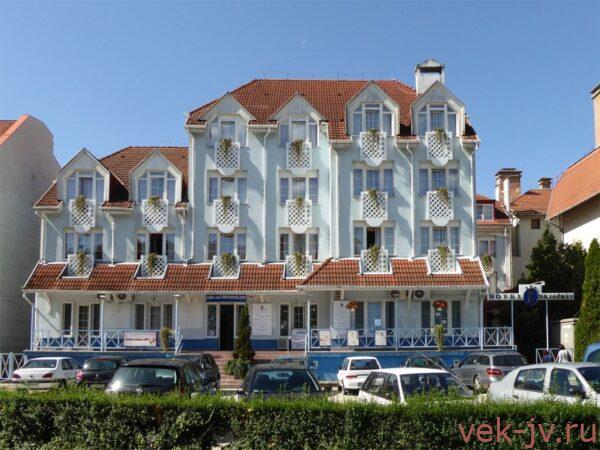 Hotel Erzsebet Heviz